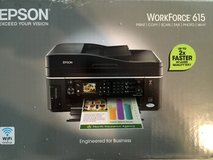 Epson WorkForce 615 All-In-One Inkjet Printer in Bolingbrook, Illinois