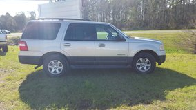 2007 FORD EXPEDITION SILVER XLT in Fort Polk, Louisiana