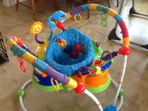 Baby Einstein bouncer in Lackland AFB, Texas