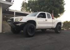 toyota tacoma prerunner in Riverside, California