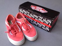 VAN's Shoes , PINK SNEAKERS size 9.5 in Virginia Beach, Virginia
