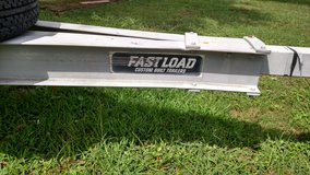boat trailer in Beaufort, South Carolina