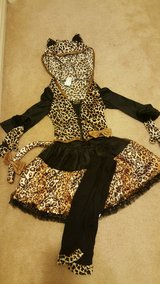 Girls Sassy Spots Leopard Costume in Temecula, California