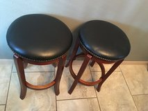 2 bar stools in Fort Bliss, Texas