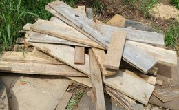 Barn wood/rough cut wood in Clarksville, Tennessee