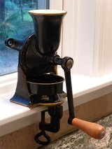 Spong & Co. No. 2 Coffee Grinder in Beaufort, South Carolina