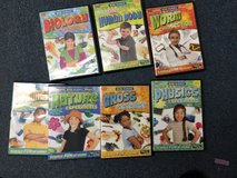 7 Kid Science DVDs in Houston, Texas
