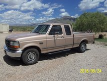 1996 Ford F150 Styleside XL 1/2 Ton 2WD V8 Short Bed Pickup Truck Excellent Condition in Alamogordo, New Mexico