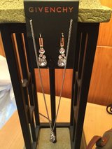 Givenchy Necklace & Earring Set in Bolingbrook, Illinois