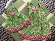 3T and 3-6 month matching dresses in Beaufort, South Carolina