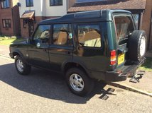 Land Rover Discovery TDi Auto in Lakenheath, UK