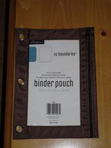new binder pencil pouch in Batavia, Illinois