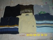Boys clothes Long sleeves and T-shirts in Lackland AFB, Texas