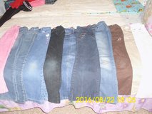 Girls Jeans, 11 pair in Lackland AFB, Texas