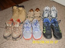 Boys shoes in Lackland AFB, Texas