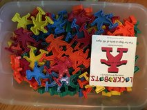 Lock Robots Building Learning Toy Over 100Pcs! in Bartlett, Illinois