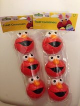 ELMO Treat/Party Favor Containers in Sugar Grove, Illinois