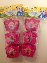 Disney Princess Treat/Party Favor Containers in Batavia, Illinois