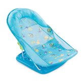 Summer infant deluxe baby bather in Okinawa, Japan