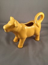 Yellow Creamer Cow - New in Vacaville, California