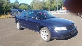 Audi A4,great running,good condition in Baumholder, GE