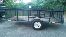5.5×10 UTILITY TRAILER in Beaufort, South Carolina