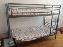 Bunk Bed with mattresses in Wiesbaden, GE