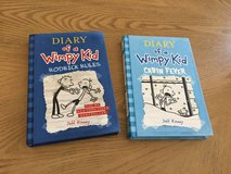 Diary of the Wimpy Kid books in Fort Bliss, Texas