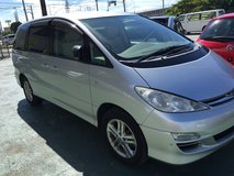 Sales 2004 Toyota estima 2 years inspections in Okinawa, Japan