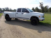 04 Dodge Ram3500 4WD 5.9L Cummins Diesel in DeRidder, Louisiana