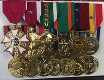 Get your Medals Professionally Mounted before the rush for the Ball. in Camp Pendleton, California