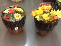 Garden Center Beautiful Decorative Plant Pot Set in Kingwood, Texas