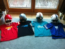 NFL Costume Football Helmets in Stuttgart, GE