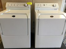 Maytag Neptune Front Load Washer & Dryer Set - USED in Fort Lewis, Washington