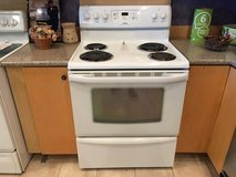 Kenmore White Electric Range Stove Oven - USED in Fort Lewis, Washington