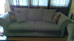 Couch & Loveseat Great Used Condition pet smoke free in Madisonville, Kentucky