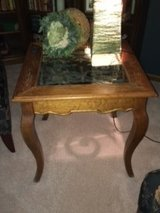 Coffee table  and end table   Set. from Marshall Field's in Chicago, Illinois