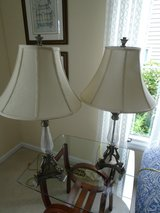Set of very pretty lamps in Naperville, Illinois