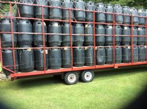Food grade barrels in Camp Lejeune, North Carolina