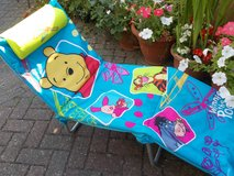 Winnie the Pooh Sun Lounger in Lakenheath, UK