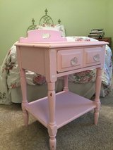 Shabby Chic Bedside Table in Conroe, Texas