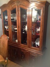 Dining Room Set - China Cabinet shown, table shown on previous posting in Glendale Heights, Illinois