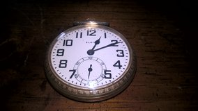 Elgin Rail Road 12K Gold Filled Pocket Watch Signed B.W.Raymond in Alamogordo, New Mexico