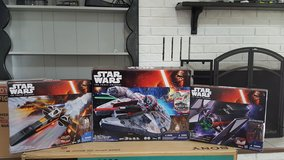 Star wars collection in Alamogordo, New Mexico