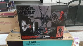 "Large tie fighter 6"" collection in Alamogordo, New Mexico"