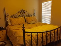 COMFORTER SET (king) in The Woodlands, Texas
