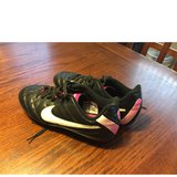 4Y Girls Nike soccer cleats in Quantico, Virginia