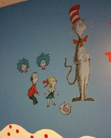 Cat in the Hat Wall Decals in Beaufort, South Carolina