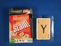 Scrabble Slam card game in Vacaville, California