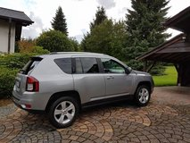 **ONLY 5,800 miles** 2014 Jeep Compass Latitude FWD 4dr Sport Utility in Spangdahlem, Germany